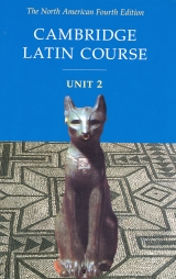 Unit 2 cover image with cat statue on geometric mosaic